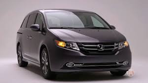 odyssey car reviews and news at carreview 2014 2015 honda odyssey used car review autotrader youtube