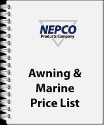Awning Supply Nepco Sign Supply Sign Graphics And Awning Supplies