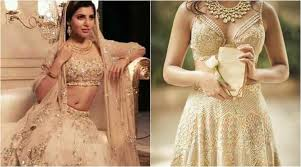 samantha ruth prabhu shares a glimpse of her wedding attire the