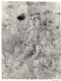 file jupiter and io recto sketch of a male figure stabbing