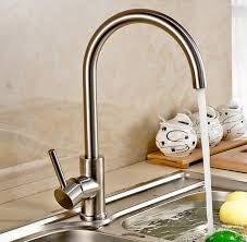 lead free kitchen faucets 2018 304 stainless steel lead free kitchen faucet mixer