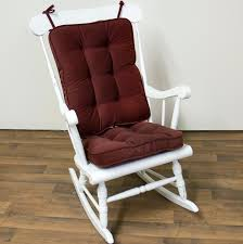 Rocking Chair Canada Rocking Chair Replacement Cushions Cushions Decoration