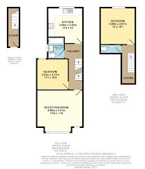Maisonette Floor Plan 2 Bedroom Maisonette For Sale In Pleydell Avenue Crystal Palace