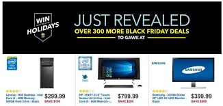 Best Buy Desk Top Best Buy Adds More Black Friday 2015 Pc Deals Including 130 Acer
