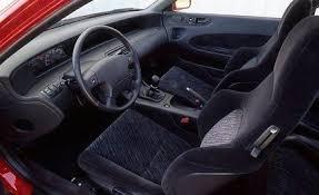 92 Honda Prelude Interior Honda Prelude Si Vs Ford Probe Gt Mazda Mx 6 Ls Mitsubishi
