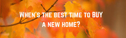 when s the best time to buy a new home avenue real estate