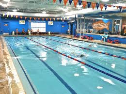 racing rec swim team goldfish swim