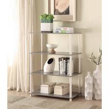 Cheap Sturdy Bookshelves by Mainstays No Tools 6 Cube Standard Storage Shelf Multiple Colors