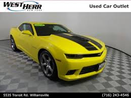 2014 chevrolet camaro coupe configurations used 2014 chevrolet camaro for sale in the buffalo ny area