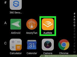 audible for android how to purchase an audible book on android 7 steps