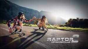 Most Powerful Direct Drive Electric Skateboard Raptor 2 By Jason