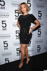 beyoncé stuns in 130 topshop black sequin dress and so can you