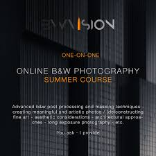 architectural lighting design online course black and white photography summer course bwvision black and