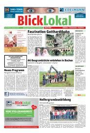 G Stige Sch E K Hen Blicklokal Buchen Kw18 2017 By Blicklokal Wochenzeitung Issuu