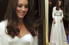 kate middleton evening dress for royal wedding reception fashion