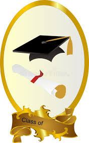 graduation frames class of graduation frame stock vector illustration of album