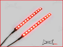 Stick On Led Lights Strips by Super Bright Stick On Auxiliary Led Brake Light Rear Fog Light