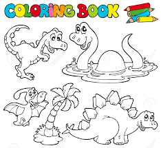 dinosaur coloring book picture gallery for website coloring book