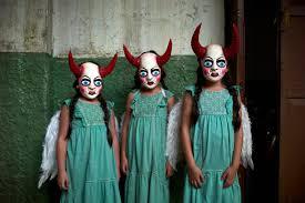president halloween mask photography johnbrawley