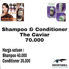 Conditioner Sho Kuda 1 paket sho kuda jual paket the caviar shoo conditioner kuda jual