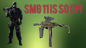 smg 11 op rainbow six siege montage youtube