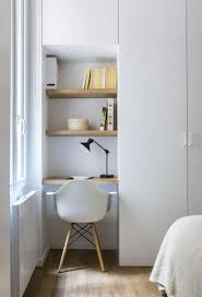 coin bureau dans salle à manger meuble de salle a manger avec accessoire bureau scandinave luxe