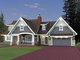 Country Craftsman House Plans House Plan 42646 At Familyhomeplans Com