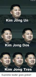 Kim Jong Un Snickers Meme - how to get ww3 started by next weekend today s moments kim jong un