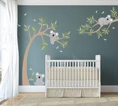 Decals Nursery Walls Nursery Wall Decor Woodland Nursery Wall Decals Nursery Wall
