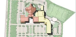 catholic church floor plan designs jackson ryan architects st anthony of padua catholic church and