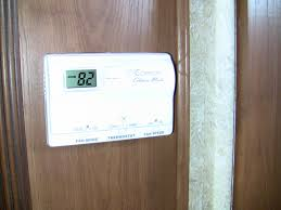 rv thermostat the big thermostat info page 100 free