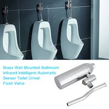 Automatic Bathroom Faucet by Automatic Urinal Sensor Flush Valve Bathroom Faucet Tap Wall