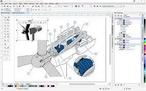 corel designer technical suite editor s coreldraw technical suite x7 released