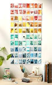 vorschläge für wandgestaltung fotowand gestalten herz
