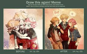 Draw It Again Meme - draw this again meme babs by ekkoberry on deviantart