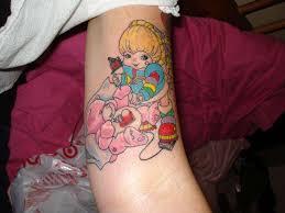 bright tattoo