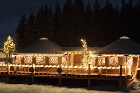 best lighting options for your yurt pacific yurts