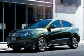crossover honda honda vezel crossover on sale in japan could get turbo engine in