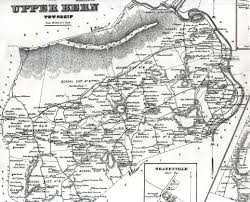 map of berks county pa berks county pennsylvania maps 1878