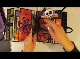 Youtube Halloween Crafts - 269 best scrapbooking halloween and fall images on pinterest