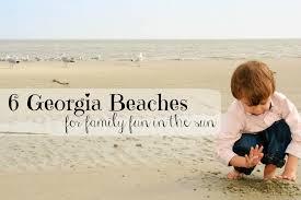 Georgia beaches images 6 georgia beaches for family fun jpg