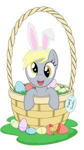Mlp Easter Eggs Easter Derpy By Techrainbow Deviantart On Deviantart Mlp