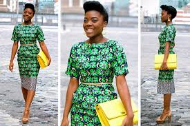 m2811 modern african print style dress patterns african fashion