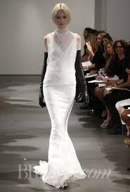vera wang wedding dresses spring 2014 bridal runway shows