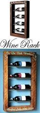 Wine Kitchen Decor by The 25 Best Wine Rack Wall Ideas On Pinterest Wine Holder For