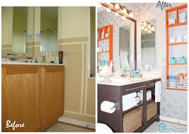 Diy Bathroom Makeovers - diy project parade diy show off diy decorating and home