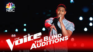 Comes The Blind Fury The Voice 2016 Blind Audition Joe Maye