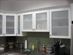 Decorative Cabinet Glass Panels by Kitchen Glass Wall Cabinet Corner Display Cabinet Glass