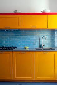 Orange Kitchens by 154 Best Cocinas Amarillas Images On Pinterest Yellow Kitchens