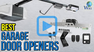 Overhead Door Reviews by Top 8 Garage Door Openers Of 2017 Video Review